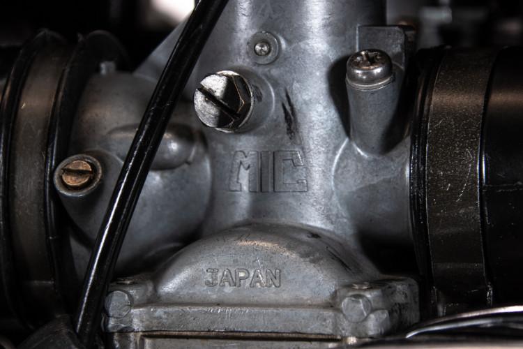 1975 Suzuki GT 380 16