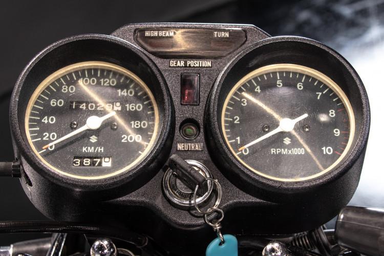 1975 Suzuki GT 380 18