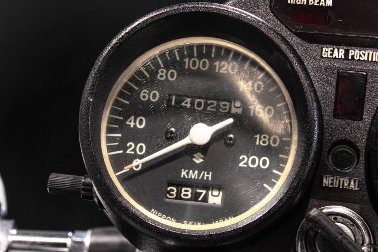 1975 Suzuki GT 380 20