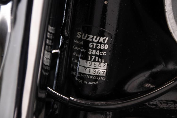 1975 Suzuki GT 380 22