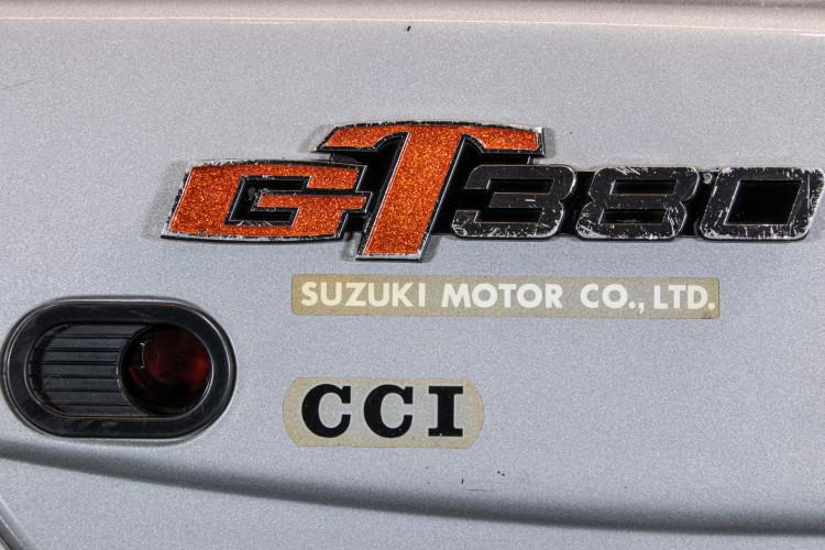 1975 Suzuki GT 380 28