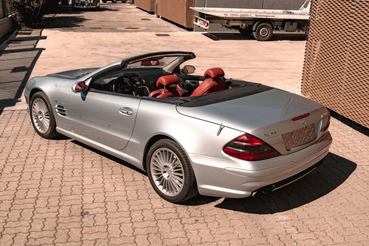 2002 Mercedes Benz SL55 AMG 3