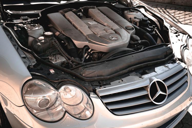 2002 Mercedes Benz SL55 AMG 41