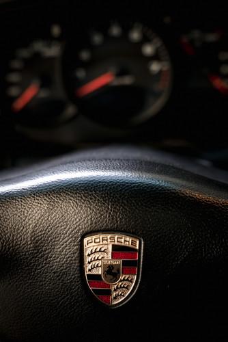 2001 Porsche 996 Carrera Cabrio 28
