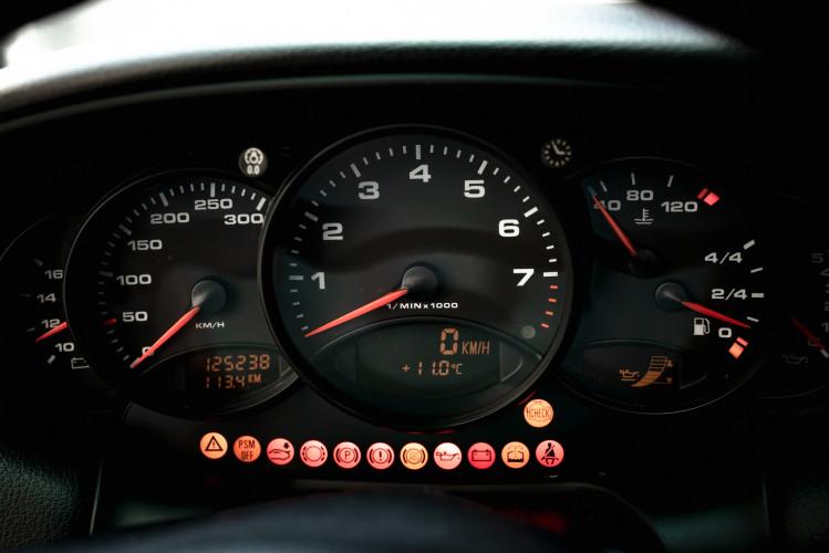 2001 Porsche 996 Carrera Cabrio 32