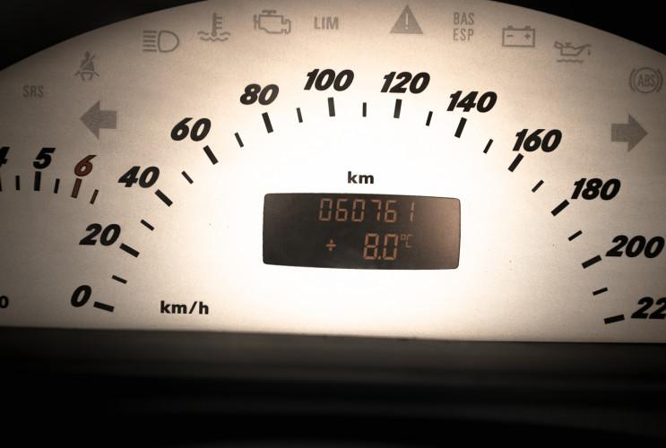 2002 Mercedes-Benz A 210 AMG 29