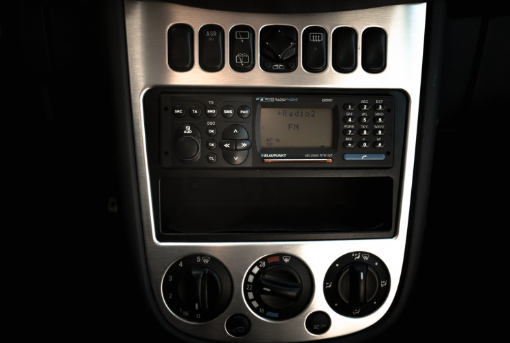 2002 Mercedes-Benz A 210 AMG 32