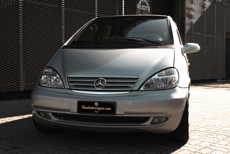 2002 Mercedes-Benz A 210 AMG 2
