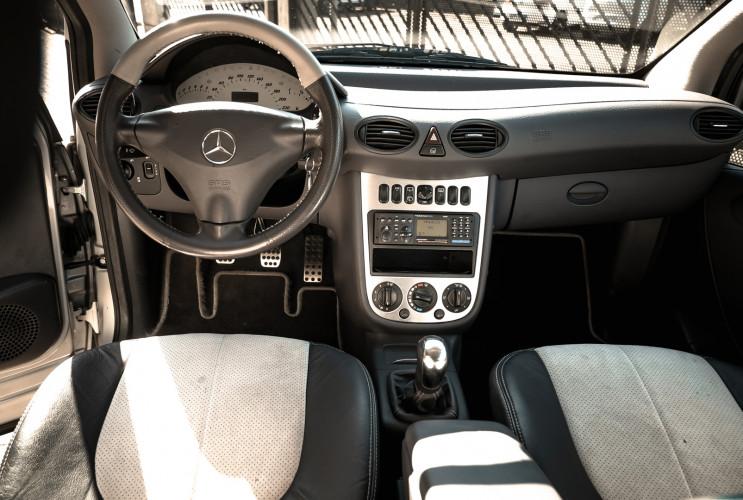 2002 Mercedes-Benz A 210 AMG 27