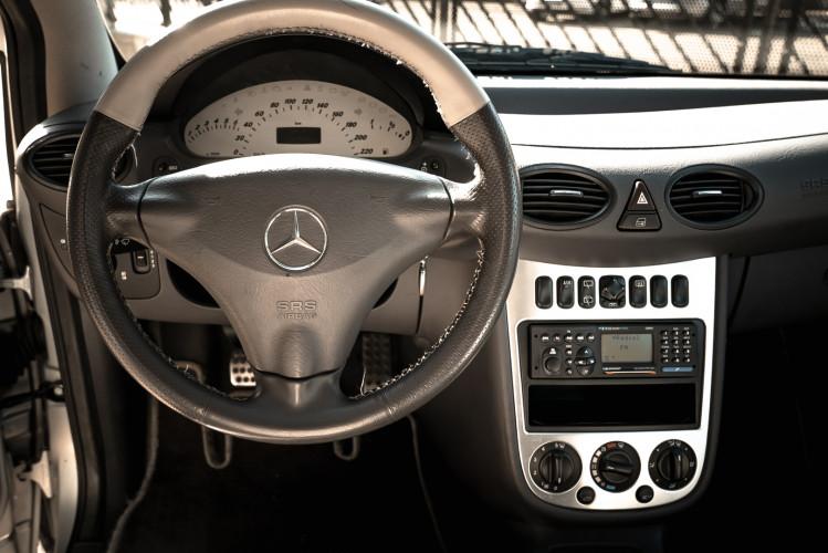 2002 Mercedes-Benz A 210 AMG 26