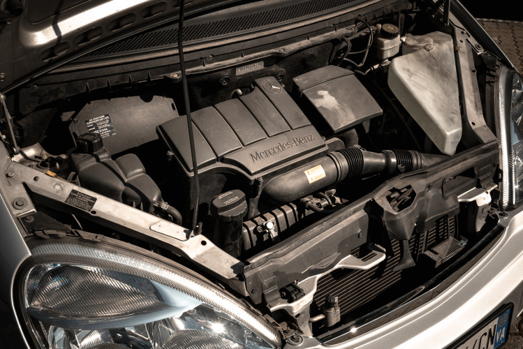 2002 Mercedes-Benz A 210 AMG 39