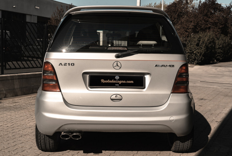 2002 Mercedes-Benz A 210 AMG 3