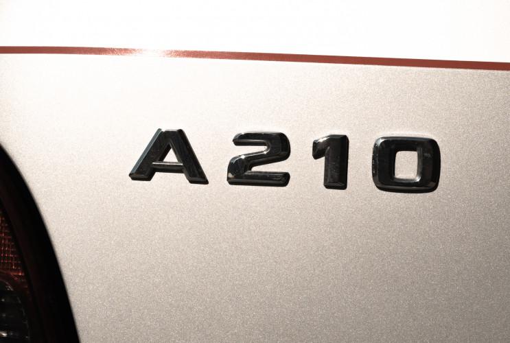 2002 Mercedes-Benz A 210 AMG 12