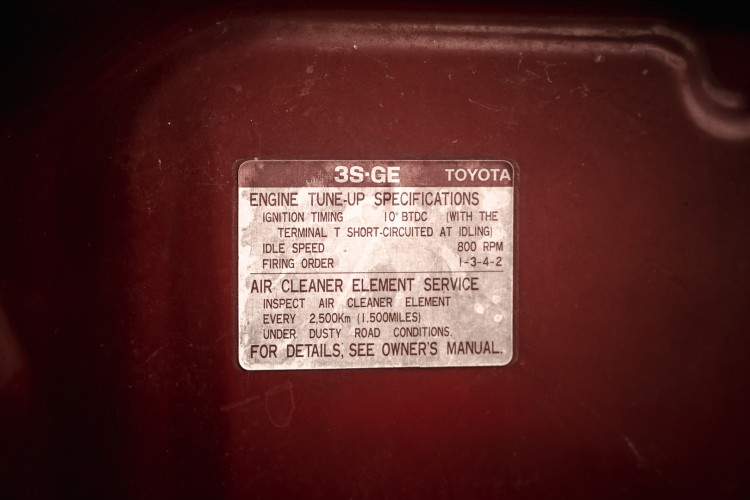 1990 Toyota MR2 II 2.0 GT-i 16V 47