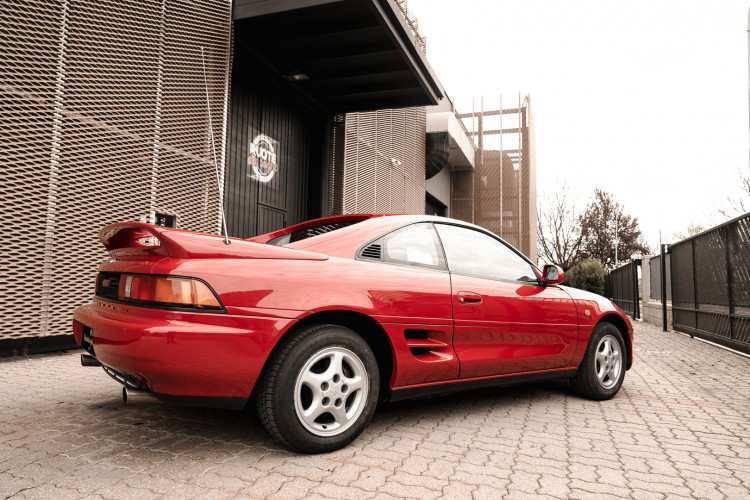 1990 Toyota MR2 II 2.0 GT-i 16V 6