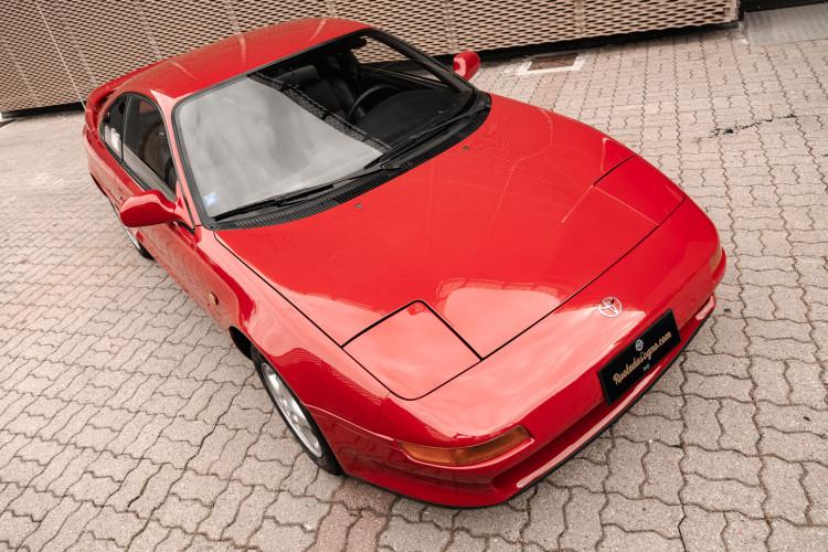 1990 Toyota MR2 II 2.0 GT-i 16V 7