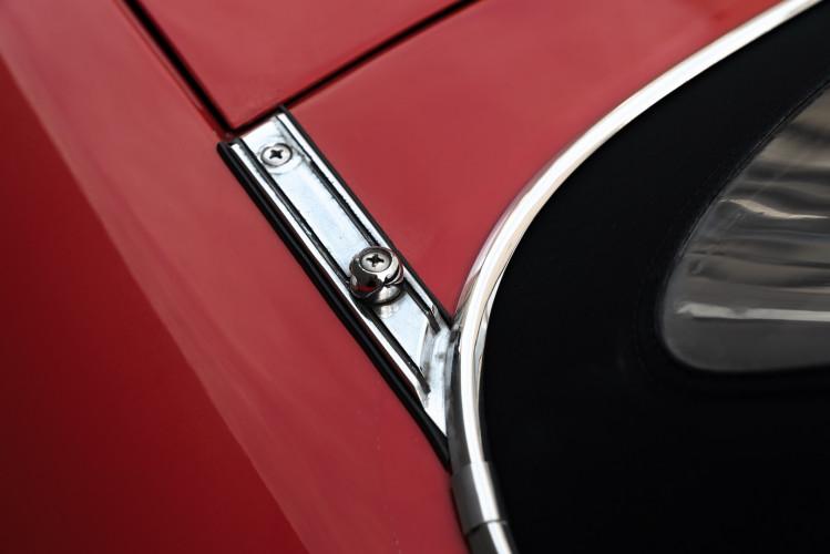 1976 Alfa Romeo Spider 2000 Duetto 13