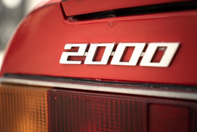 1976 Alfa Romeo Spider 2000 Duetto 15