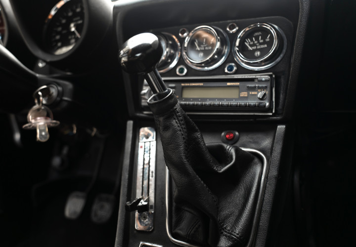 1976 Alfa Romeo Spider 2000 Duetto 37