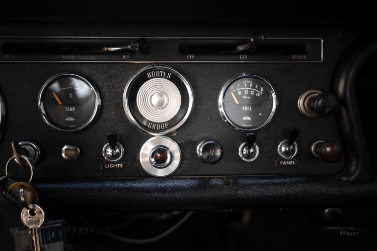 1967 Sunbeam Alpine 1725 39