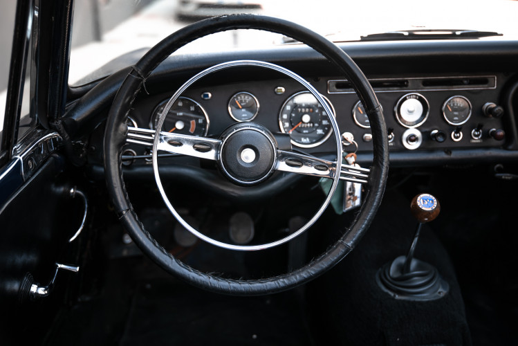 1967 Sunbeam Alpine 1725 32