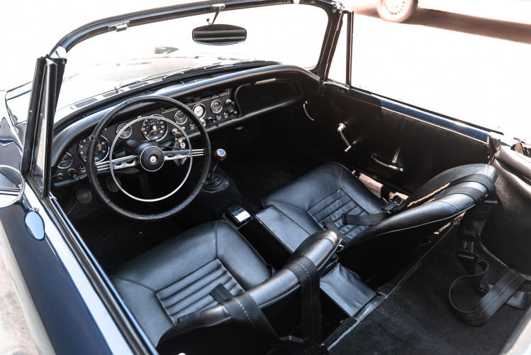 1967 Sunbeam Alpine 1725 35