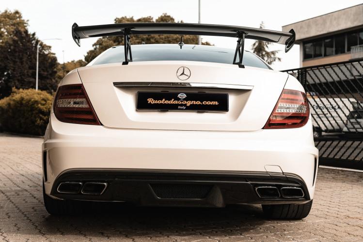 2012 Mercedes-Benz C63 AMG Black Series 8