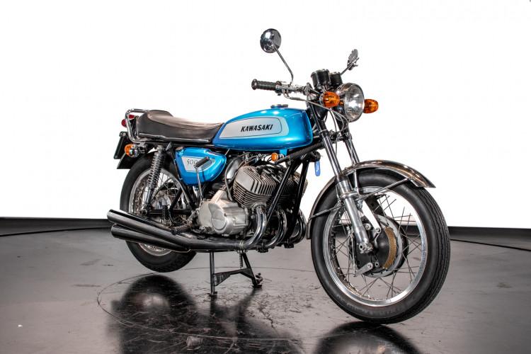 1971 Kawasaki Mach III H1 500 2