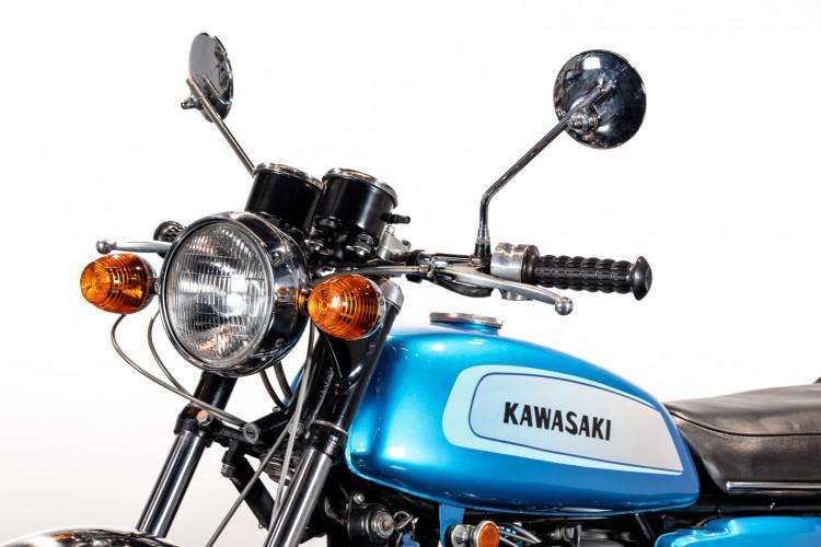 1971 Kawasaki Mach III H1 500 8