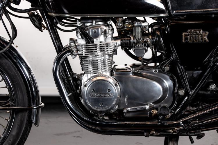 1977 Honda CB 550 FOUR K 14