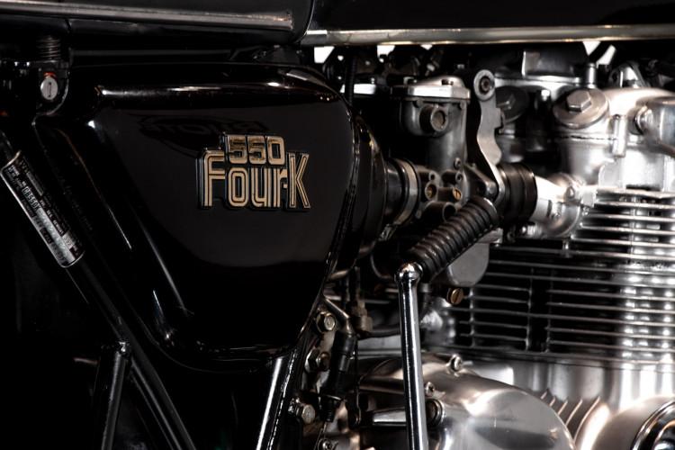 1977 Honda CB 550 FOUR K 17