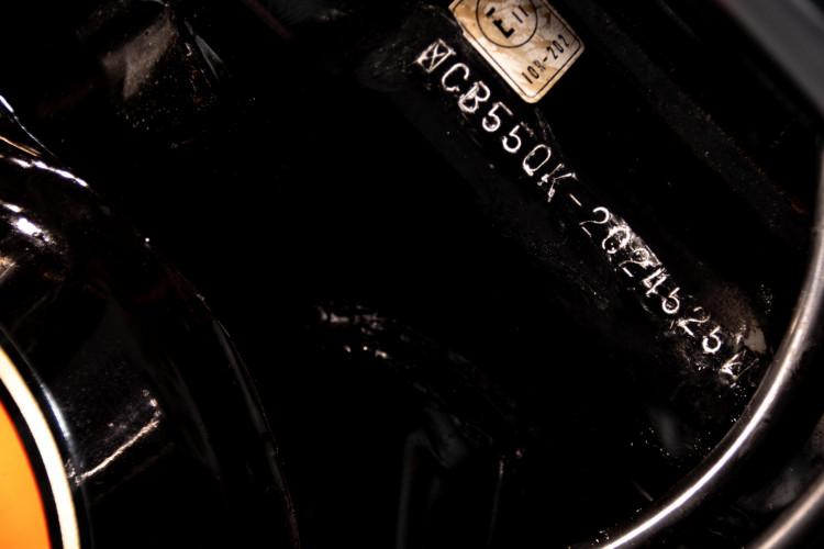 1977 Honda CB 550 FOUR K 27
