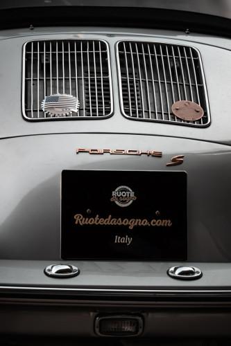1963 Porsche 356 B 1600 S Cabriolet 15