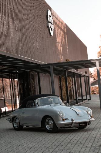 1963 Porsche 356 B 1600 S Cabriolet 2
