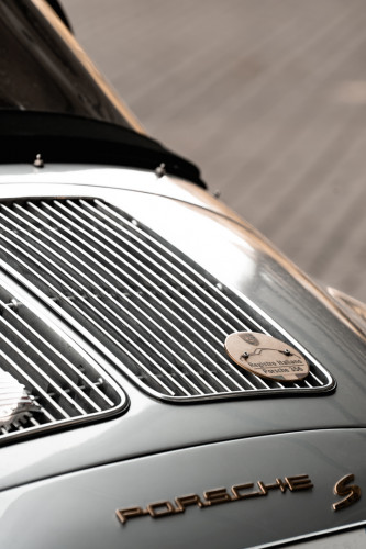 1963 Porsche 356 B 1600 S Cabriolet 16
