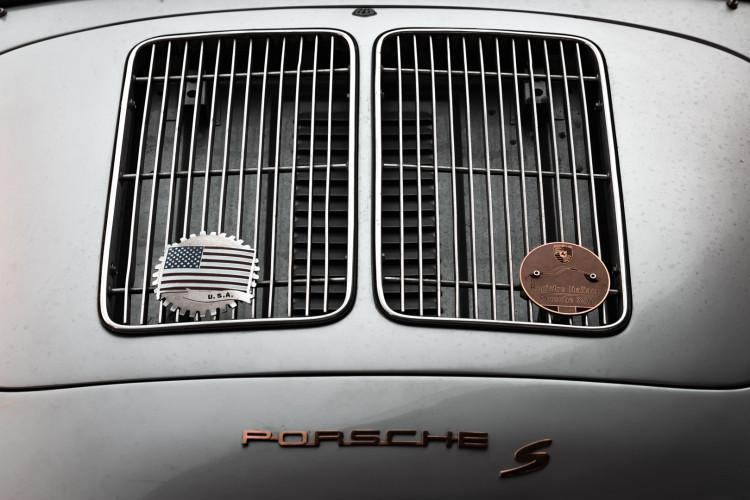 1963 Porsche 356 B 1600 S Cabriolet 17
