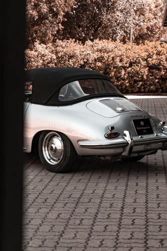 1963 Porsche 356 B 1600 S Cabriolet 21