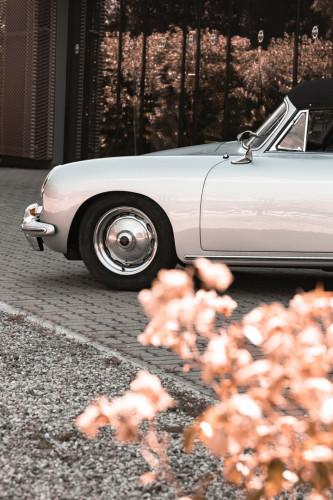1963 Porsche 356 B 1600 S Cabriolet 23