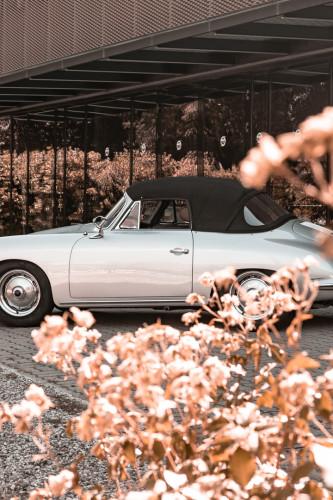 1963 Porsche 356 B 1600 S Cabriolet 22