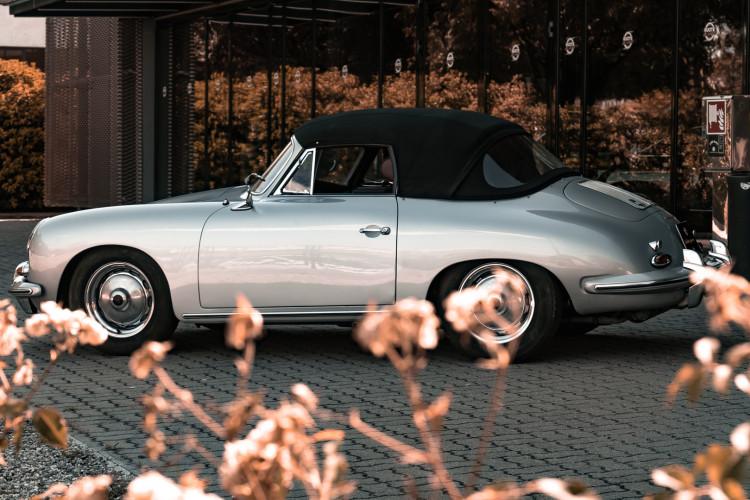 1963 Porsche 356 B 1600 S Cabriolet 9