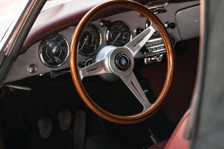 1963 Porsche 356 B 1600 S Cabriolet 30
