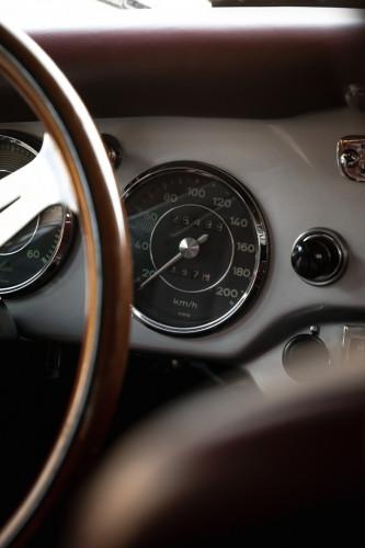 1963 Porsche 356 B 1600 S Cabriolet 29