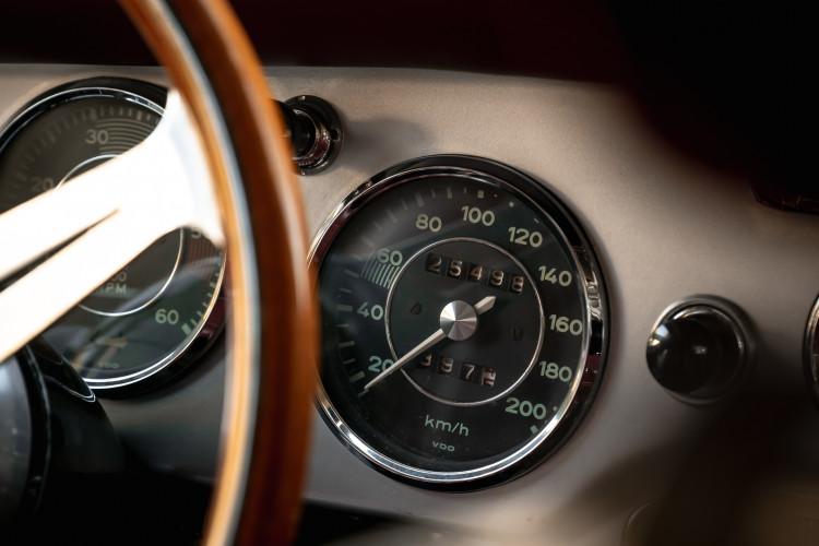 1963 Porsche 356 B 1600 S Cabriolet 31