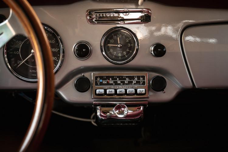 1963 Porsche 356 B 1600 S Cabriolet 33