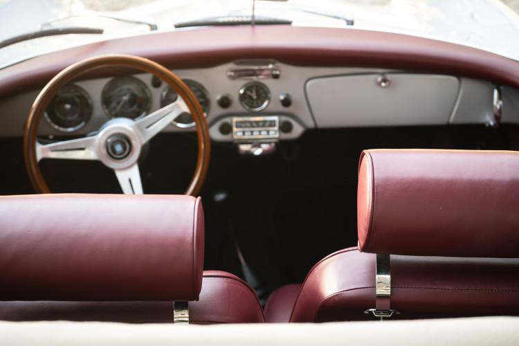 1963 Porsche 356 B 1600 S Cabriolet 51