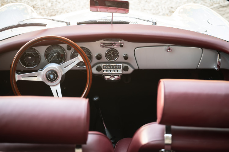 1963 Porsche 356 B 1600 S Cabriolet 49