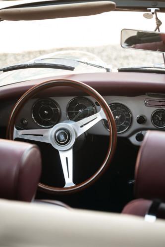 1963 Porsche 356 B 1600 S Cabriolet 48