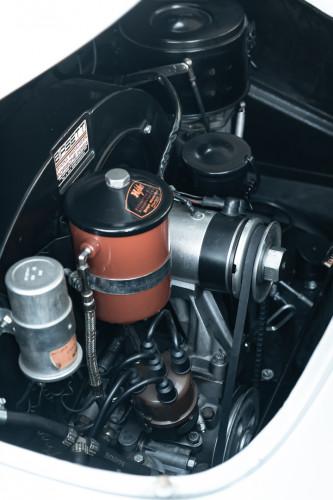 1963 Porsche 356 B 1600 S Cabriolet 58