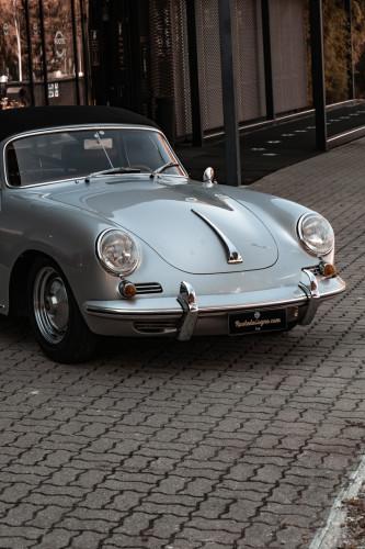 1963 Porsche 356 B 1600 S Cabriolet 5