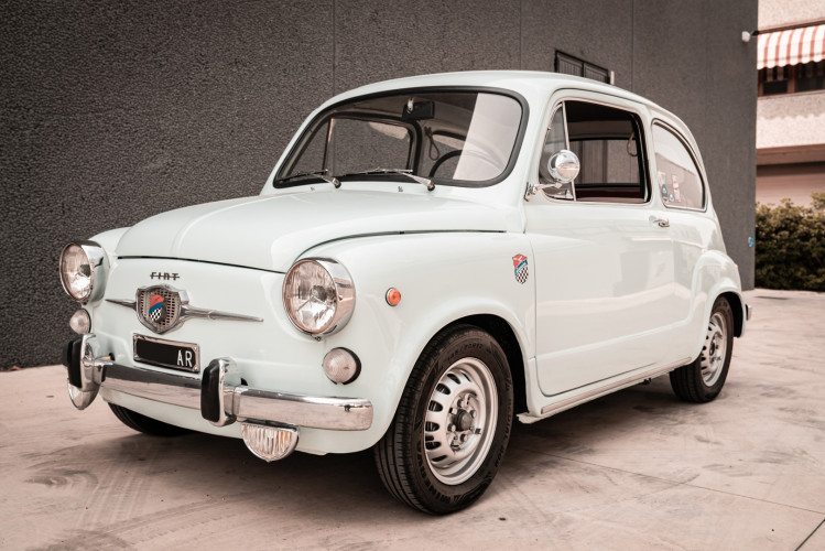 1968 Fiat Giannini 750 TV Turismo Veloce 0